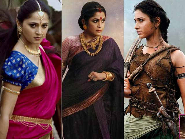 Baahubali: The Conclusion - Secret Behind The Looks Of Devasena, Sivagami And Avantika