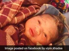 Nagpur MBBS Student Delivered A Baby On Train, Thanks To WhatsApp