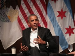 Barack Obama Slams 'Politics Of Division' On Return To Campaign Trail