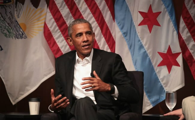 United States Former President Barack Obama To Back Healthy Eating At Milan Food Conference