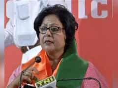 After Roasting Rahul Gandhi, Congress' Barkha Shukla Singh Joins BJP