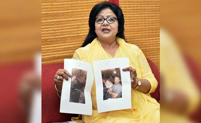 Barkha Shukla leaves Congress, likely to join BJP