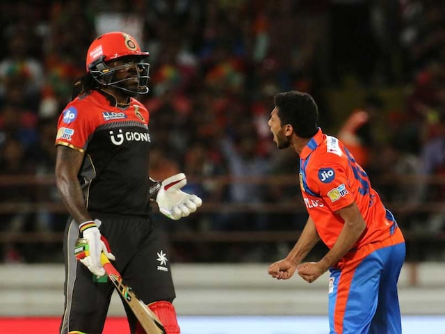 IPL 2017: Getting Gayle Out Best Feeling Of My Life, Says Basil Thampi