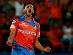 IPL 2017: Dwayne Bravo All Praise For Gujarat Lions' Basil Thampi