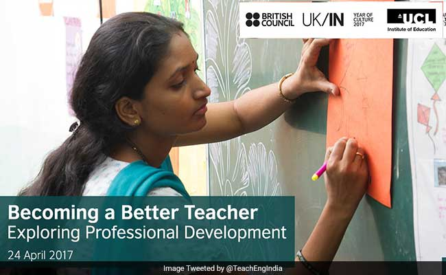 British Council, UCL Institute Develop Free Online Course For Teachers