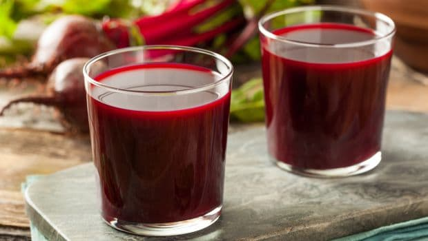 Drinking Beetroot Juice Can Keep Your Brain Young and Boost Muscle Power