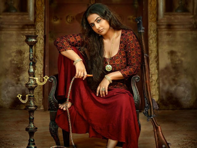 <i>Begum Jaan</i> Movie Review: Vidya Balan's Knockout Performance Is Lost In Banshee-Like Shrillness