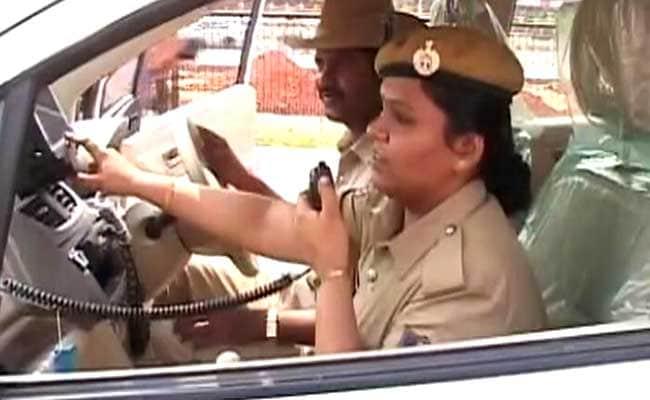 bengaluru police woman
