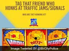 Bengaluru Police Winning Twitter With Its Creative Posters On Road Safety