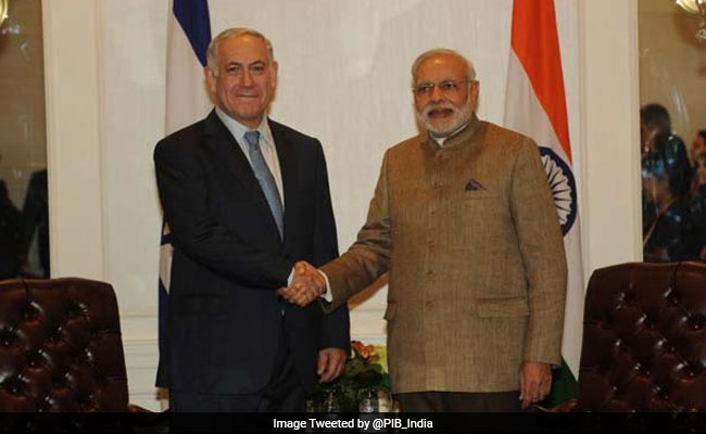 'My Friend, Awaiting Your Historic Visit': Israel's Benjamin Netanyahu To PM Narendra Modi