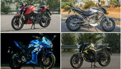 List Of Best BS IV Bikes In India Under Rs. 1 Lakh