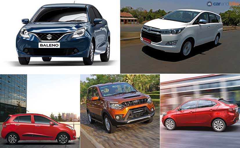 Top 5 Popular Car Brands In India Ndtv Carandbike