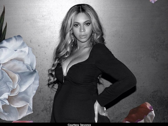 Beyonce Redefines Pregnancy Fashion In Typically Queen Bey Style
