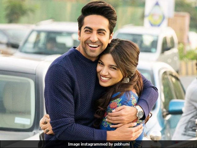 Shubh Mangal Savdhan: Bhumi Pednekar Shares Behind-The-Scenes Video
