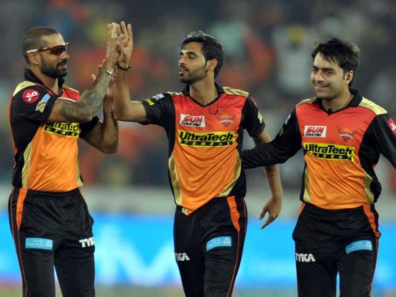 IPL Highlights, SRH vs KXIP: Bhuvneshwar Kumar