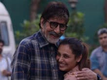 This Pic Of Amitabh Bachchan And Rani Mukerji Hugging Will Give You The Warm Fuzzies