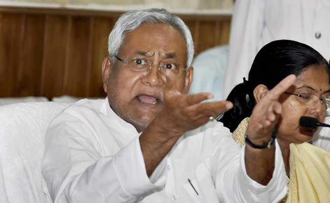 Sad That Kayasthas Left Out Of Nitish Kumar Cabinet, Says BJP Lawmaker