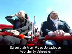 Oops. On Europe's Fastest Rollercoaster, Here's What Happened