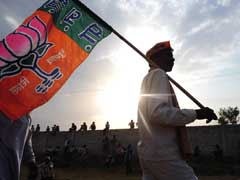 BJP May Repeat MCD Poll Strategy For Civic Elections In UP