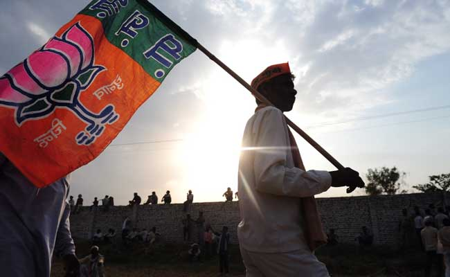 BJP Hopeful Of Working Majority In Rajya Sabha Polls Next Month