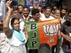 दिल्ली की राजौरी गार्डन सीट का उपचुनाव : बीजेपी जीती, कांग्रेस से रही टक्कर, आप की जमानत जब्त