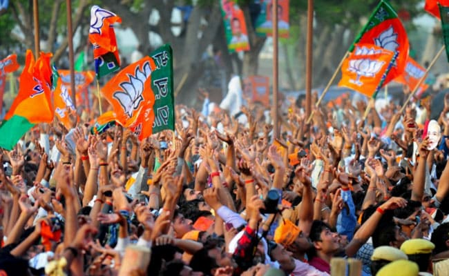 Mission 400: BJP Sets Target For Next Lok Sabha Polls