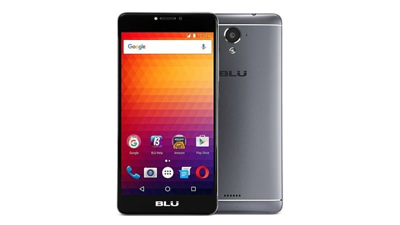 ब्लू आर1 प्लस स्मार्टफोन लॉन्च, इसमें है 13 मेगापिक्सल कैमरा