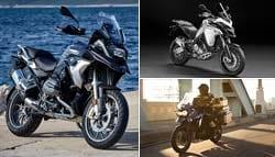 BMW R 1200 GS Adventure Vs Ducati Multistrada Enduro Vs Triumph Tiger Explorer XC: Spec Comparison