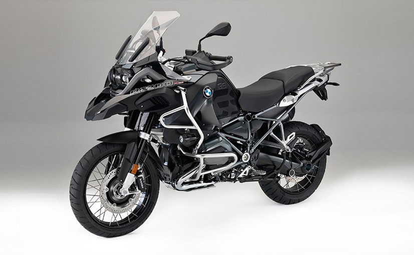 Two-Wheel Drive BMW R 1200 GS xDrive Hybrid Revealed