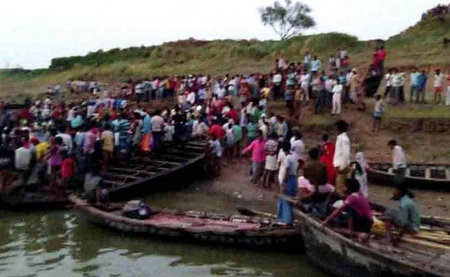 2 Kids Killed As Boat Capsizes In Yamuna In Allahabad