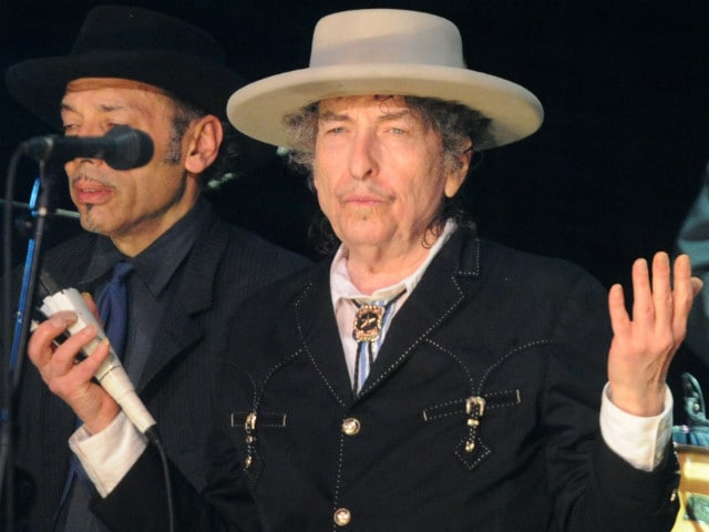Bob Dylan Accepts Nobel Prize In Private Ceremony In Stockholm