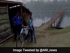In Assam Chief Minister's Constituency, Man Carries Dead Brother On Cycle