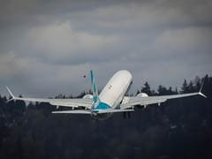New Boeing 737 Makes First Flight As Larger Version Moves Ahead