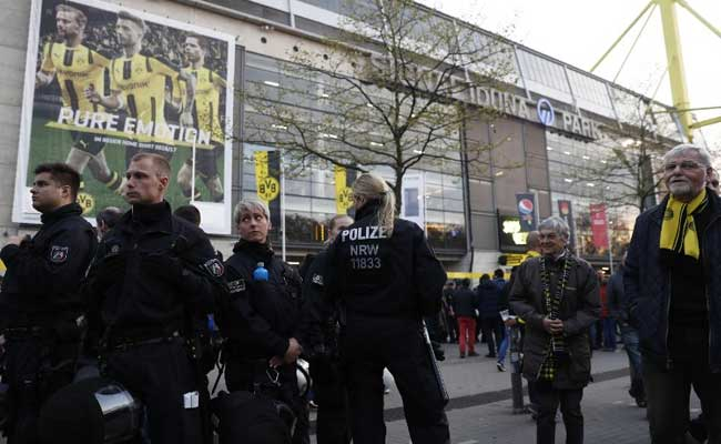 One 'Terrorist' Suspect Detained Over Dortmund Blasts: Prosecutor