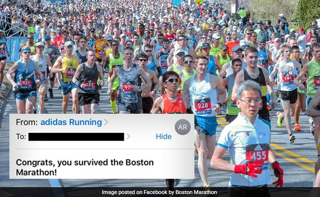 Adidas Slammed For Insensitive 'You Survived' Boston Marathon Email