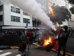 Brazil Protesters, Police Clash In First General Strike In Decades