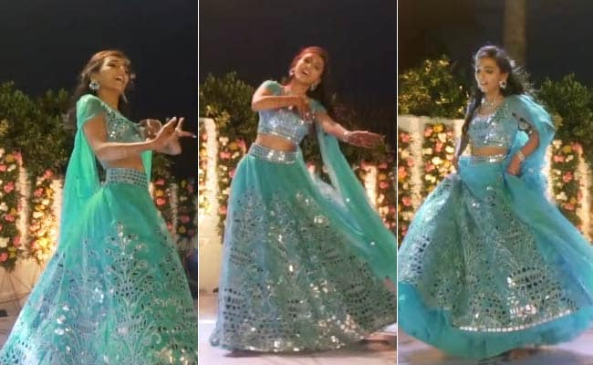 What's Not To Love In This Bride's Dance Performance At Her Wedding