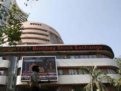 Sensex Falls Over 100 Points, Nifty Struggles Around 10,350