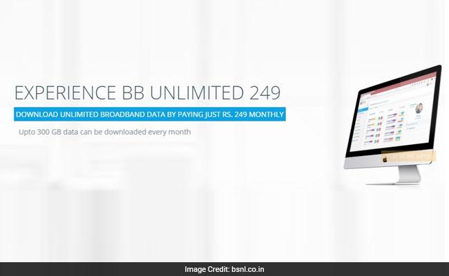 जियो का असर : बीएसएनएल दे रहा 300जीबी डाटा, कुछ फ्री कॉल्स भी, महज 249 रुपये में