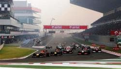 Supreme Court Orders Taxes On Formula 1 For Indian Grand Prix