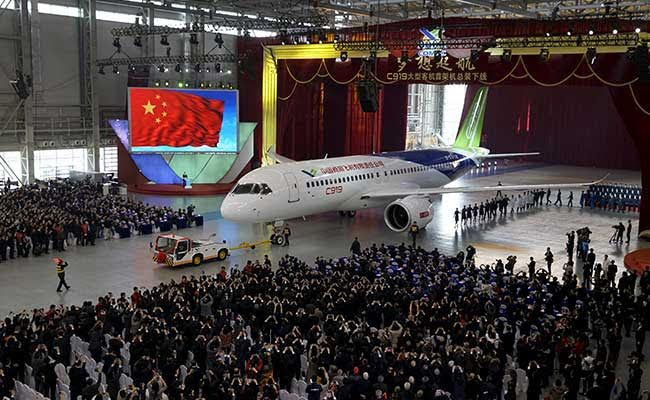 China Beats Russia To Build Passenger Plane, Here's What It Looks Like