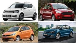 11 Best Cars in India Under Rs. 8 Lakh