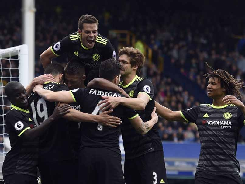 Premier League: Chelsea Beat Everton But Tottenham Hotspur Hot On Their Heels