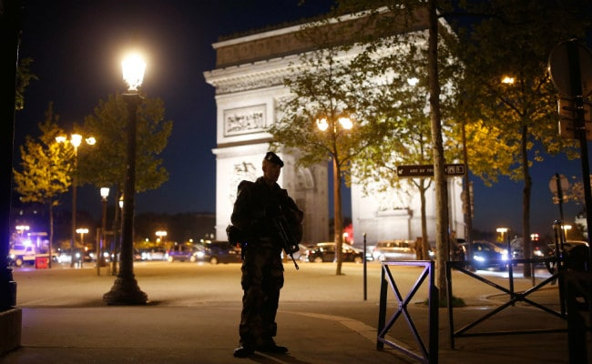 Paris Shooter Was Focus Of Anti-Terror Probe