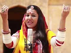अंग्रेज़ी गीत 'चीप थ्रिल्स' के राजस्थानी वर्शन की धूम, देख चुके हैं 10 लाख से ज़्यादा लोग...