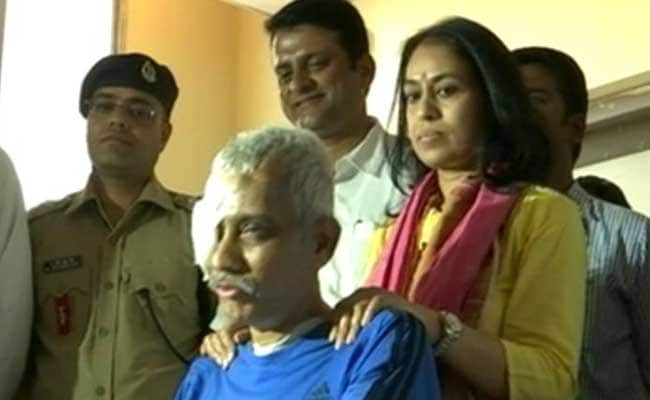 He Was Hit By Bullets, Missile. How Officer Chetan Kumar Cheeta Gave Death The Slip