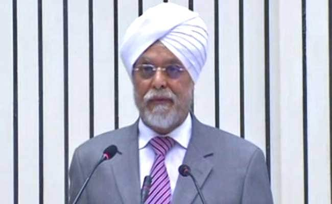 With Thanks To His Mother And Kenya, Chief Justice JS Khehar Signs Off
