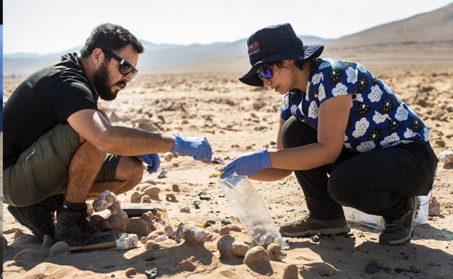 chile desert mars conditions