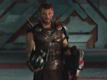 <i>Thor: Ragnarok</i> Trailer - Thor (Minus Hammer And Hair) Vs Hulk. And Loki?