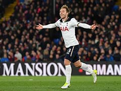 Christian Eriksen's Stunner Fires Spurs, Arsenal Beat Leicester City
